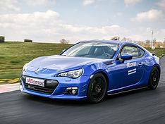 Coaching Pilotage Subaru BRZ - Circuit de Clastres