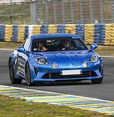 Stage Pilotage Alpine A110 - Circuit de Magny-Cours F1
