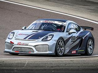 Coaching Pilotage Porsche Cayman GT4 MR