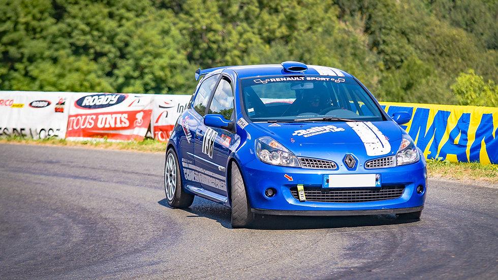Stage Pilotage Coaching Renault Clio 3 RS Cup - Circuit de la Ferté-Gaucher - Extrem Cars