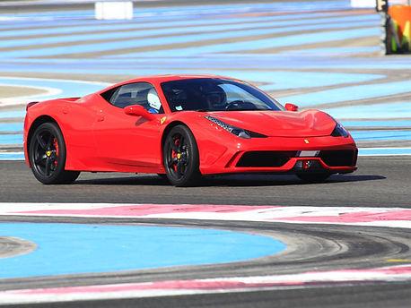 Location Ferrari 458 Spéciale sur circuit - Extrem Cars