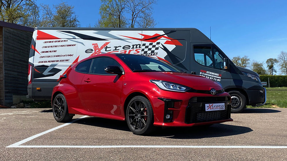 Stage Coaching Pilotage Toyota Yaris GR - Circuit de Magny-Cours F1 - Extrem Cars