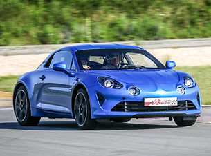 Stage Pilotage Coaching Alpine A110