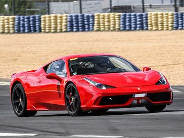 Stage de Pilotage Ferrari 458 Speciale