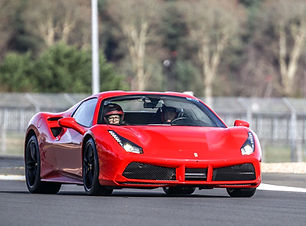Conduire une Ferrari Oise