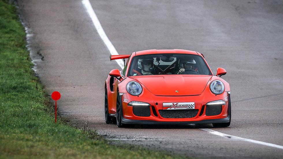 Stage Pilotage Coaching Porsche 911 GT3 RS - Circuit des Ecuyers