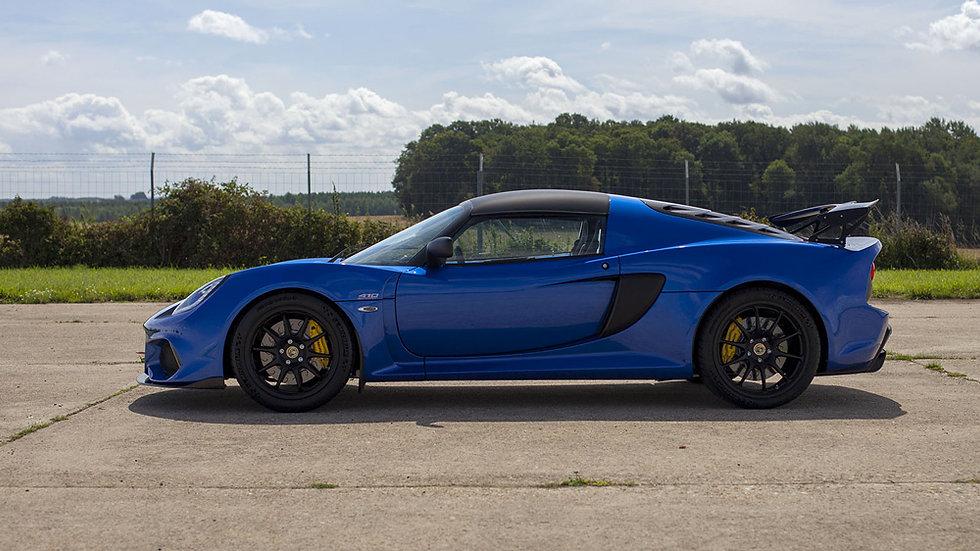 Conduire une Lotus Exige V6 410 - Extrem Cars