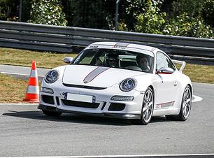 Stage de Pilotage Porsche 911 GT3