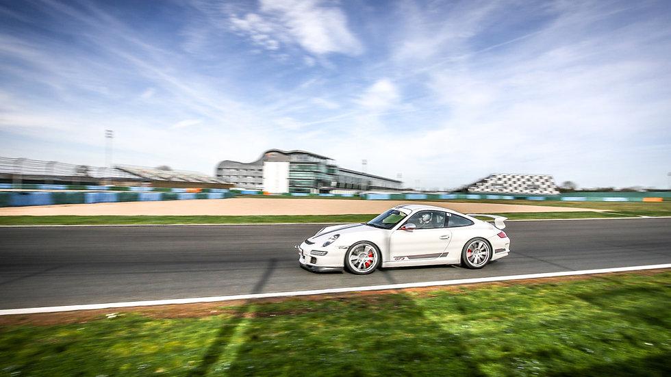 Pilotage Circuit Porsche 911 GT3 - Circuit de Magny-Cours - Extrem Cars