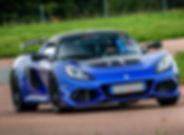 Stage Pilotage coaching Lotus Exige V6 410