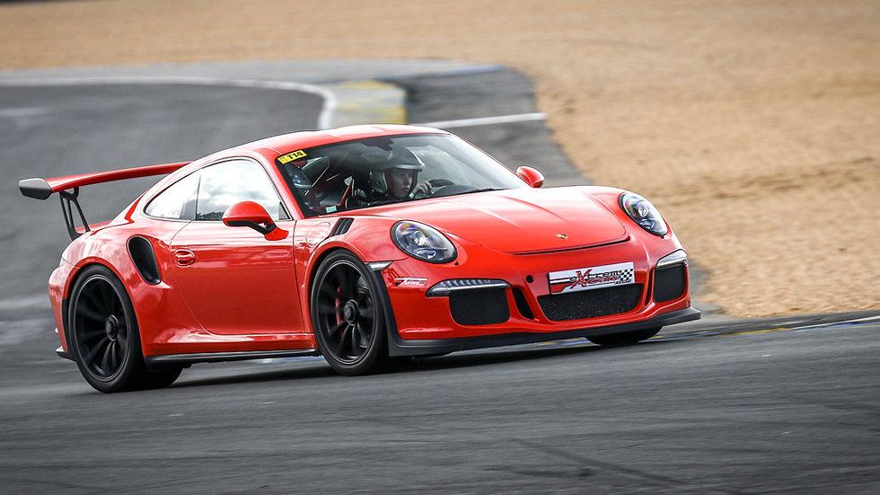 Stage Pilotage Coaching Porsche 991 GT3 RS - Circuit de Magny-Cours F1