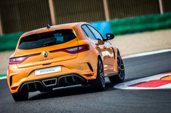 Megane 4RS à Magny-cours F1