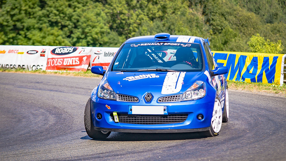 Stage Pilotage Coaching Renault Clio 3 RS Cup - Circuit des Ecuyers - Extrem Cars