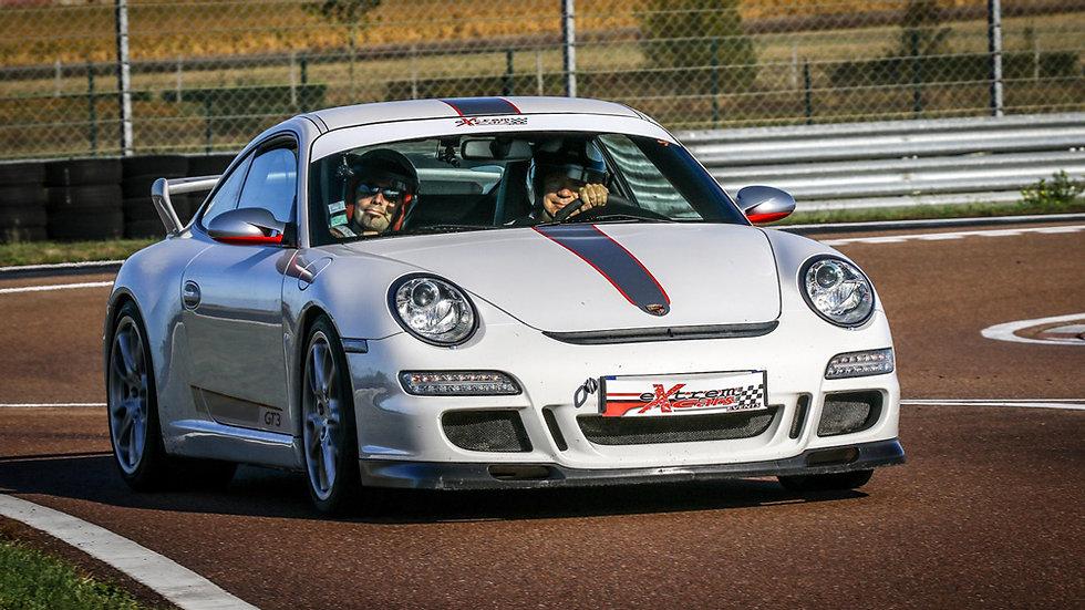 Stage Pilotage Coaching Porsche 911 GT3 - Circuit de La Ferté-Gaucher - Extrem Cars