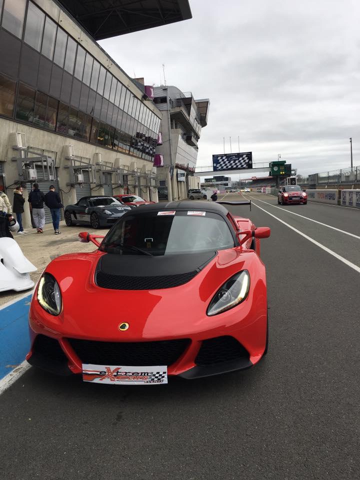Lotus Exige V6 - Extrem Cars
