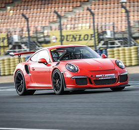 Porsche 991 GT3 RS - Coaching pilotage