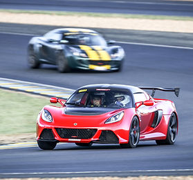 Lotus Exige S V6 - Coaching pilotage