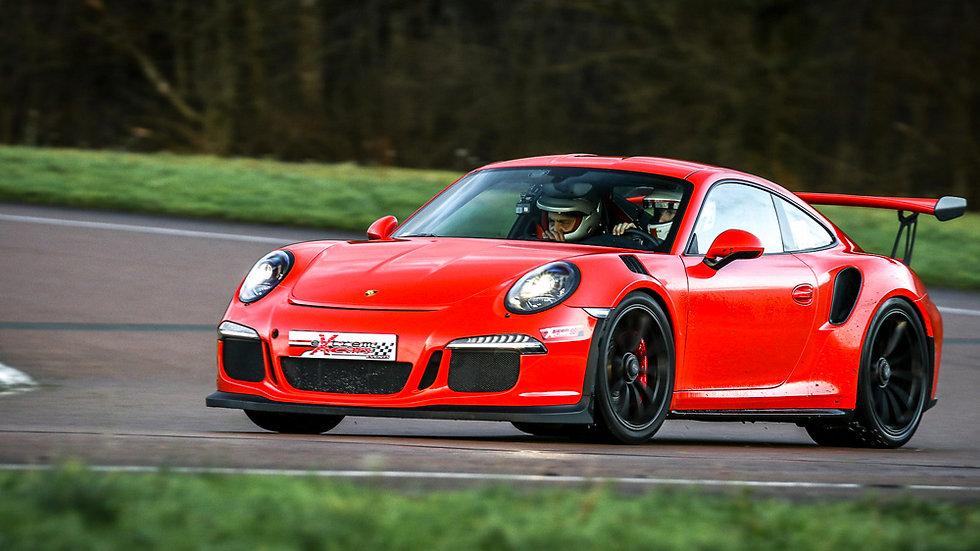 Stage Pilotage Coaching Porsche 991 GT3 RS - Circuit des Ecuyers