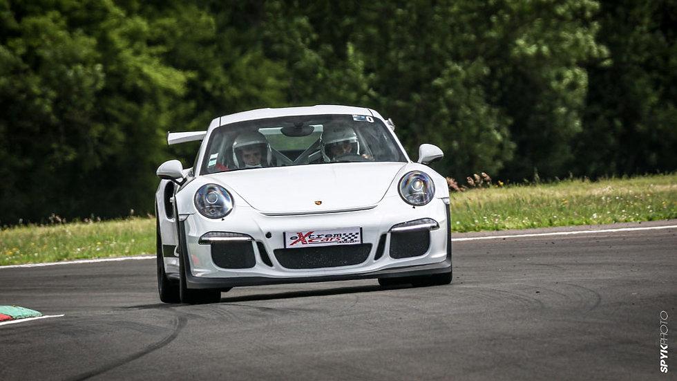 Location Porsche 991 GT3 RS sur circuit - Circuit de Clastres