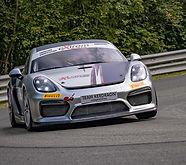 Stage de Pilotage Porsche Cayman GT4 Clubsport - Circuit de Clastres