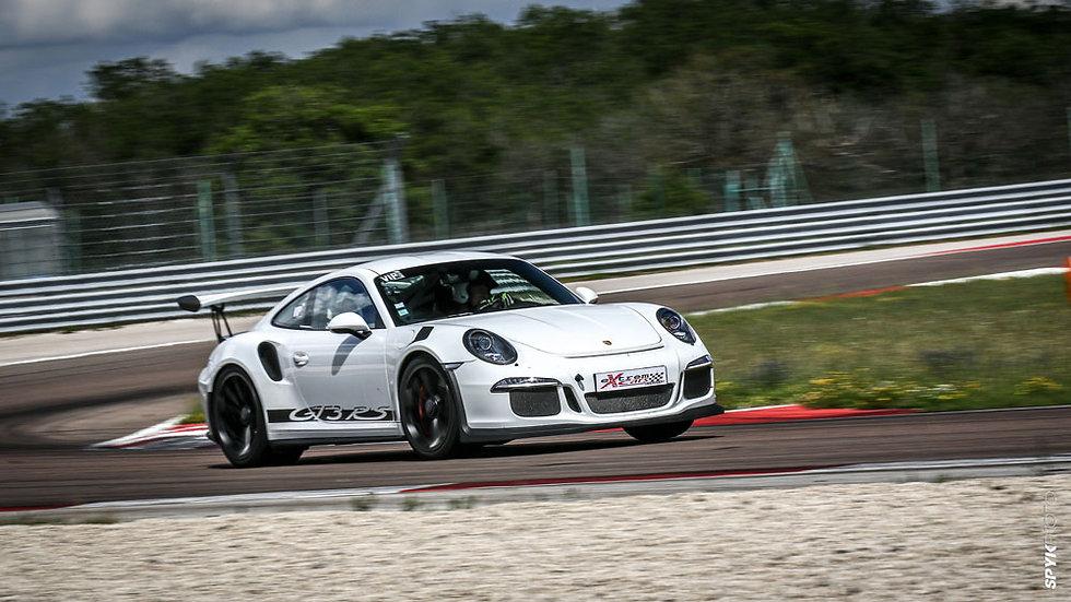 Coaching Pilotage Porsche 991 GT3 RS - Circuit de Dijon Prenois
