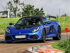 Coaching Pilotage Lotus Exige V6 410 - Circuit de Clastres