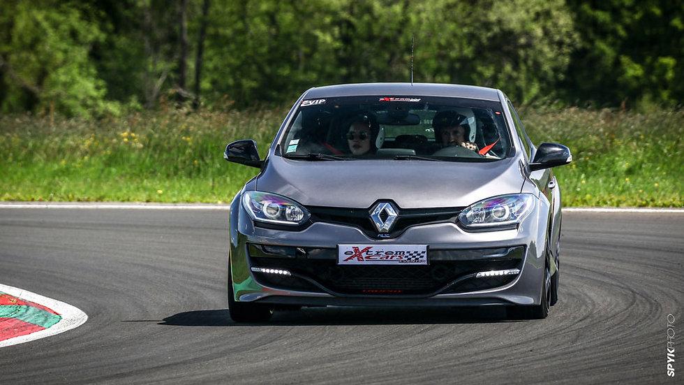 Stage Coaching Pilotage Renault Megane 3 RS Trophy - Circuit de Clastres - Extrem Cars