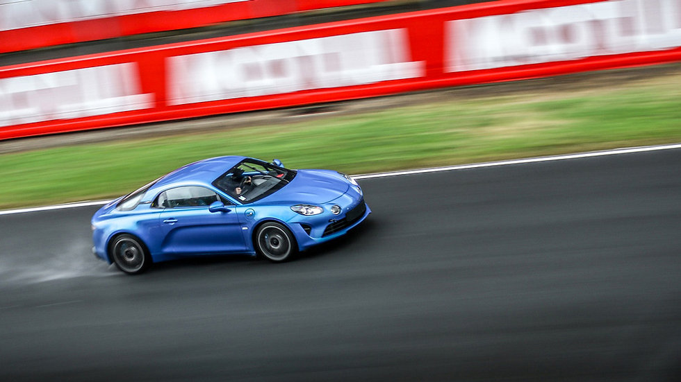 Stage Pilotage Coaching Alpine A110 - Circuit de Magny-Cours - Extrem Cars