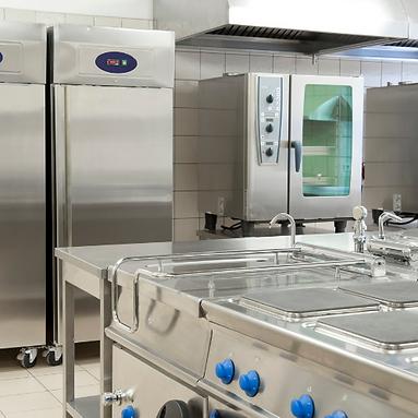 sanificazione con ozono di cucine industriali e celle frigorifere