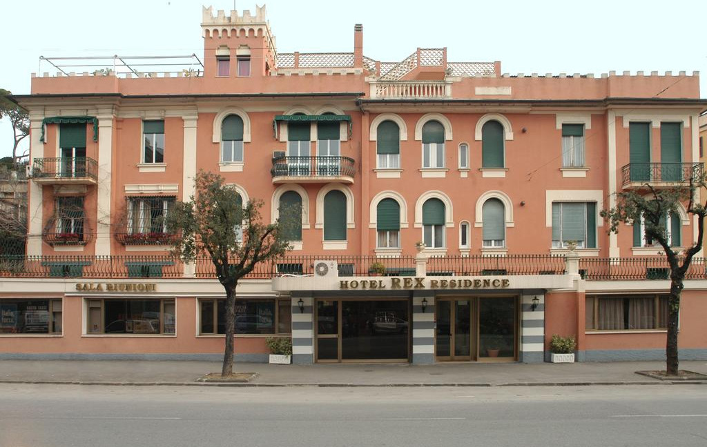 Hotel Rex Residence Genova