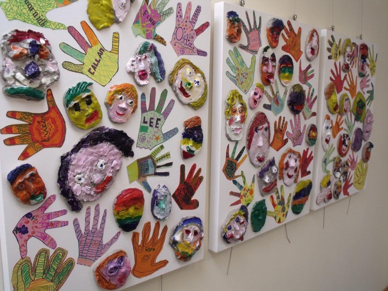 Mallaig Summer Play scheme Artwork