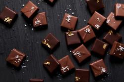 Pralines - infinite caramel and Palet d'or