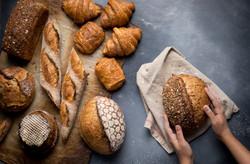 Assorted Sour Dough Bread