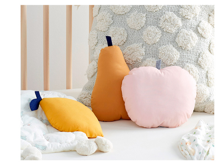 How to Make a Lemon Cushion in 4 Steps.