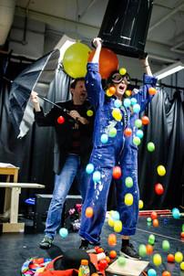 Fly High R&D artsdepot