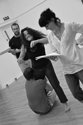 Walk The Talk - An Acting Workshop for Theatre Directors & Teachers