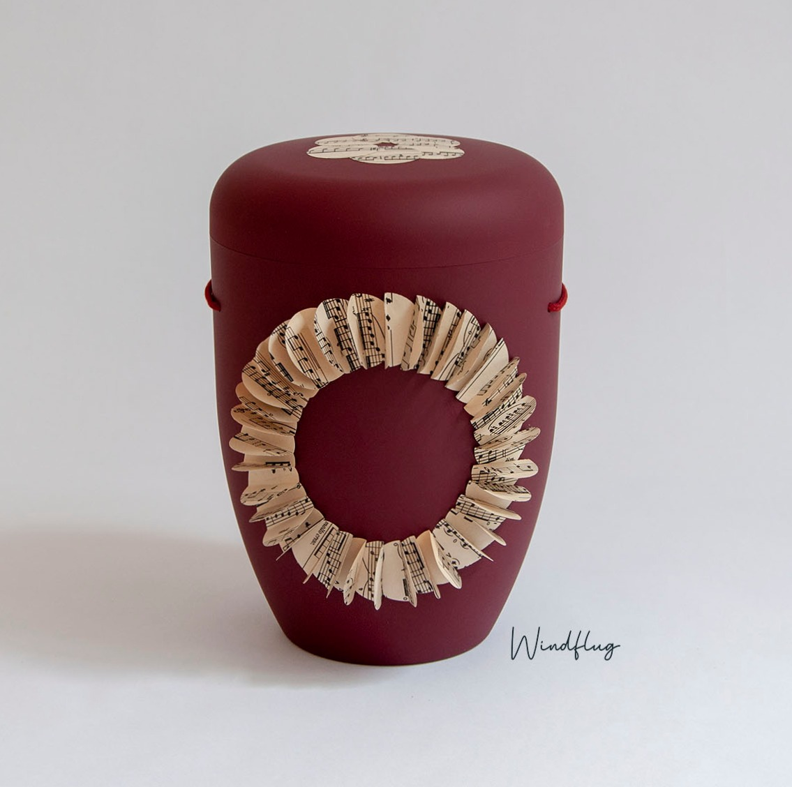 Melodie Bordeaux Ringform