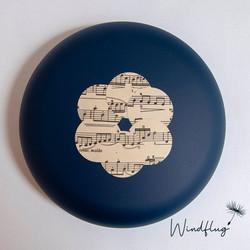 Melodie blau
