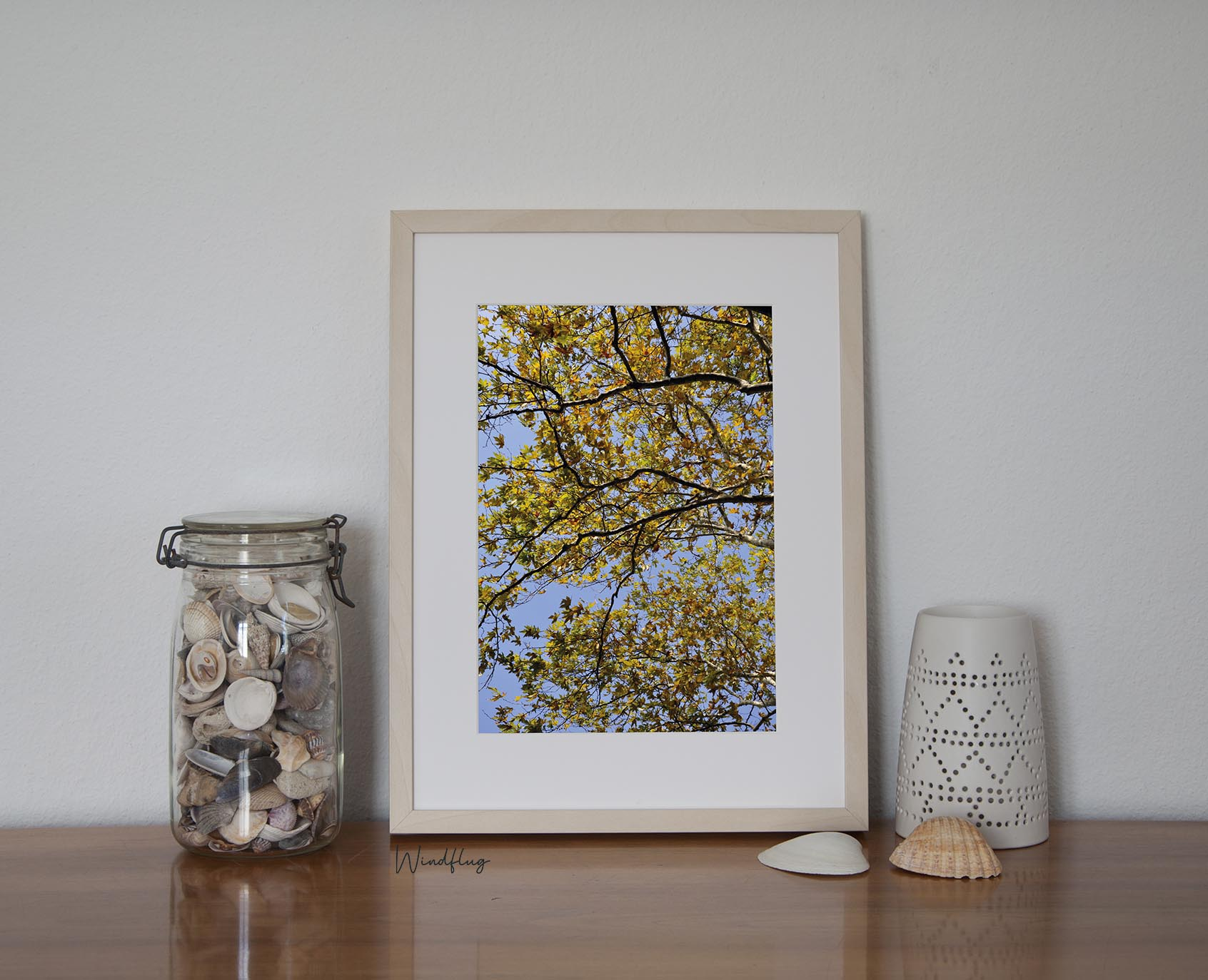 Sehnsucht & Trauer - Herbstbaum