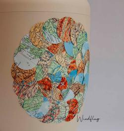 Weltenbummler / Kreisform