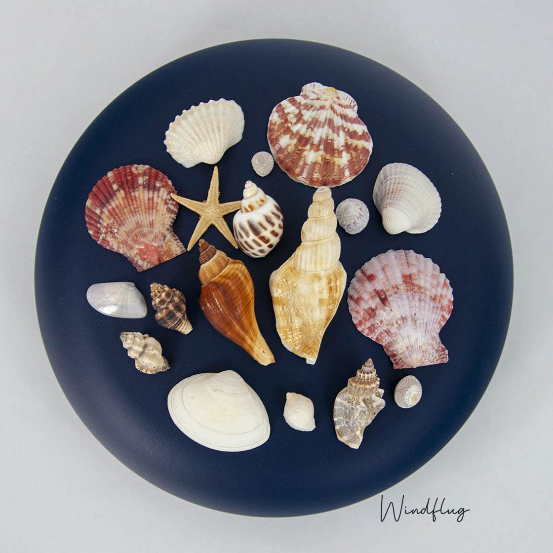 """Urnen-Variante """"Das Meer"""" Blau"""