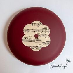 Melodie bordeaux