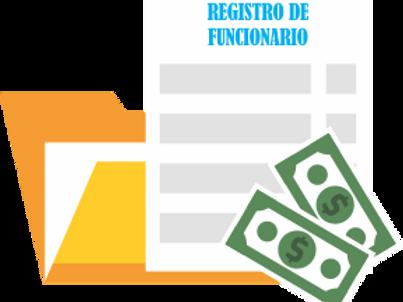 REGISTRO DE FUNCIONARIO