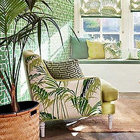 Sanderson Palm House fabrics and wallpap