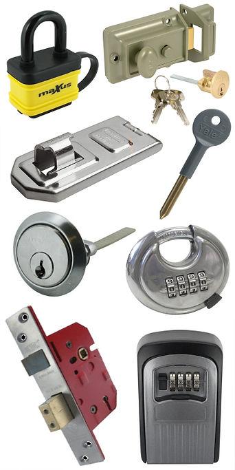 Buy your locks at Cornmeter DIY