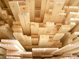 Cornmeter`s range of quality timber