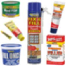 Cornmeter DIY stocks a wide range of fillers