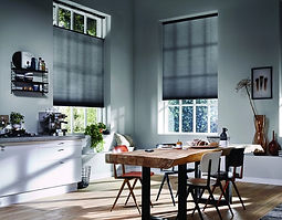 Cornmeter Blinds and Luxaflex - for quality blinds, shutters and awnings