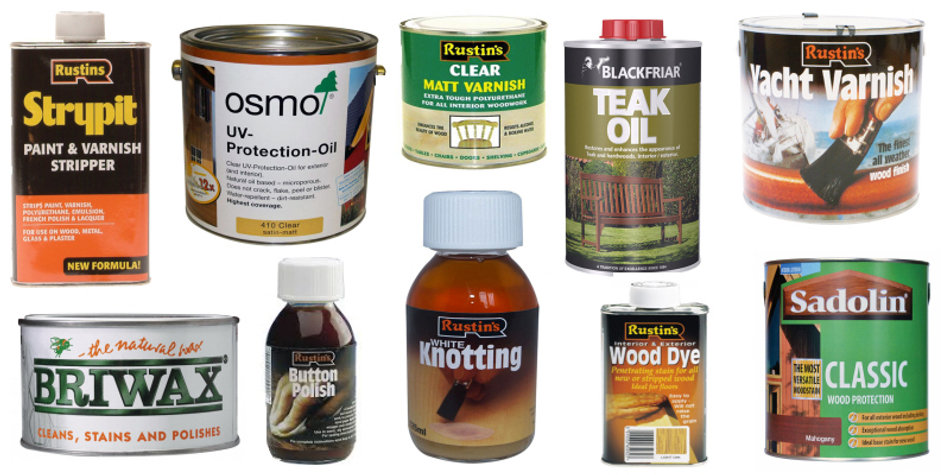 Cornmeter DIY stocks a large range of woodcare products