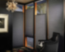 Luxaflex Duette blinds. Simple, stylish, energy saving